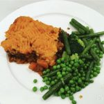 Plant Based Shepherds Pie