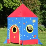 Rocket Play Tent from Active Garden