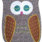 Hugo Frosch Owl Eco Hot Water Bottle