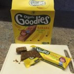 Organix Goodies – Banana Soft Oaty Bars