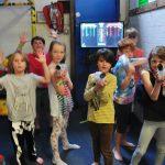 Kids Kingdom Laser Tag Party