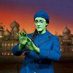 Wicked at London's Apollo Victoria Theatre