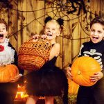 October Half-Term and Halloween