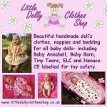 Little Dolly Clothes Shop