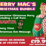 It's Partabulous Pop-Up Parties presents... Merry Mac's Christmas Party Bundle