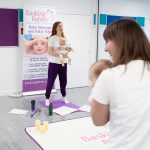 20% off a pregnancy relaxation, baby massage or baby yoga course of your choice with Basking Babies Laindon & Orsett
