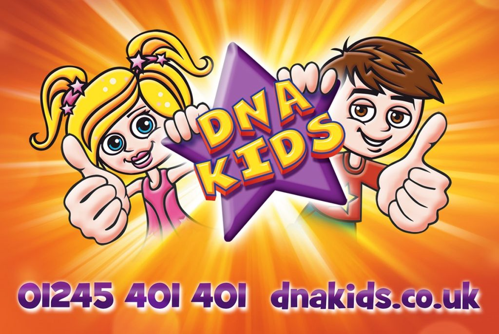 £50 off a DNA Kids Party!