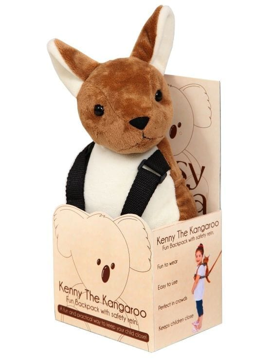 35% off Pipsy Koala backpack safety reins from Daisybabyshop