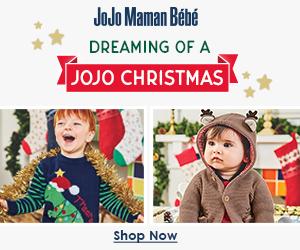 15% off at JoJo Maman Bébé