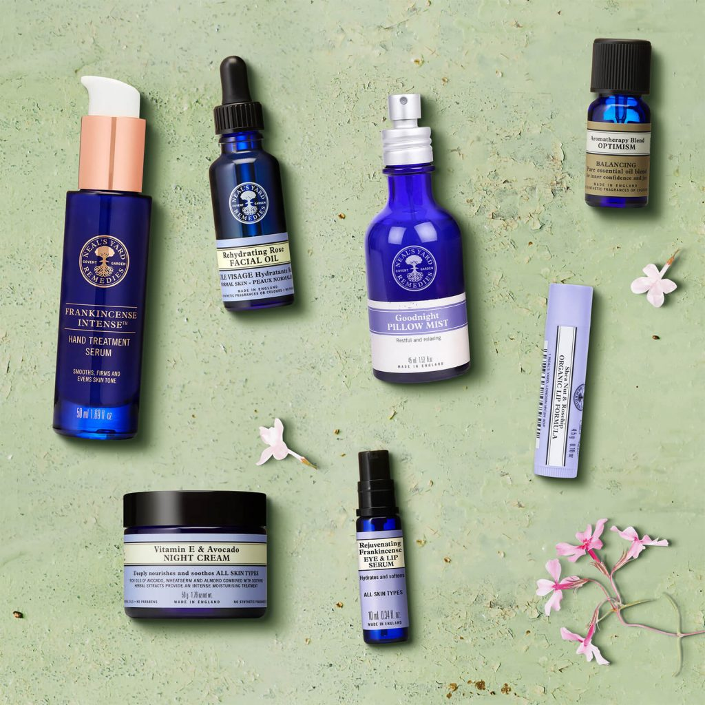 50% off at Neal's Yard Remedies