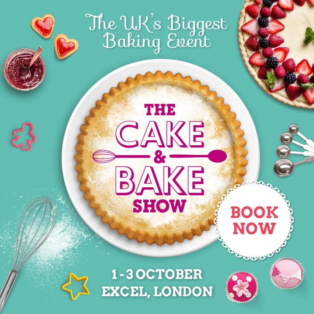 Discounted tickets to The Cake & Bake Show for Essex Mums