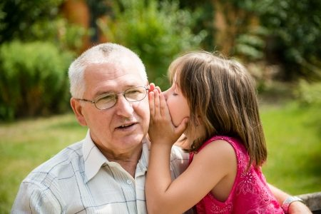 How to get your children involved in caring for the elderly