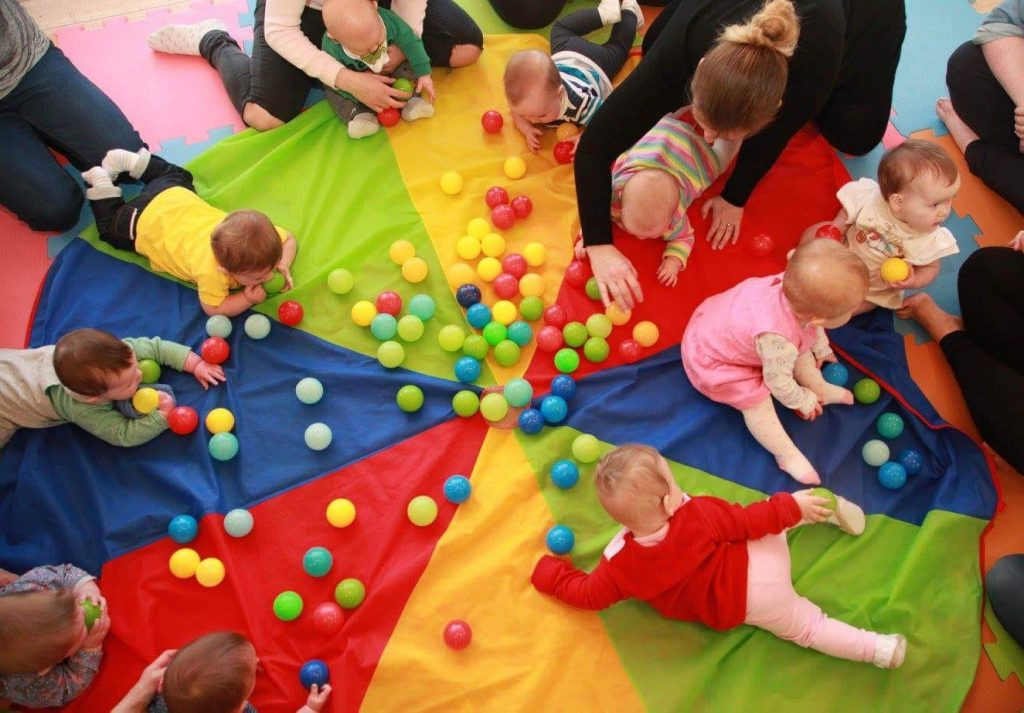 A Mum's Experience: Baby Classes