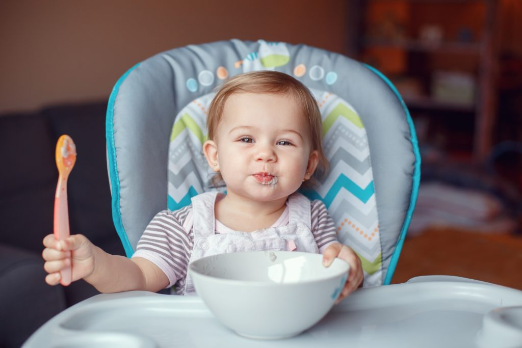 Things To Consider When Choosing A High Chair For Your Baby
