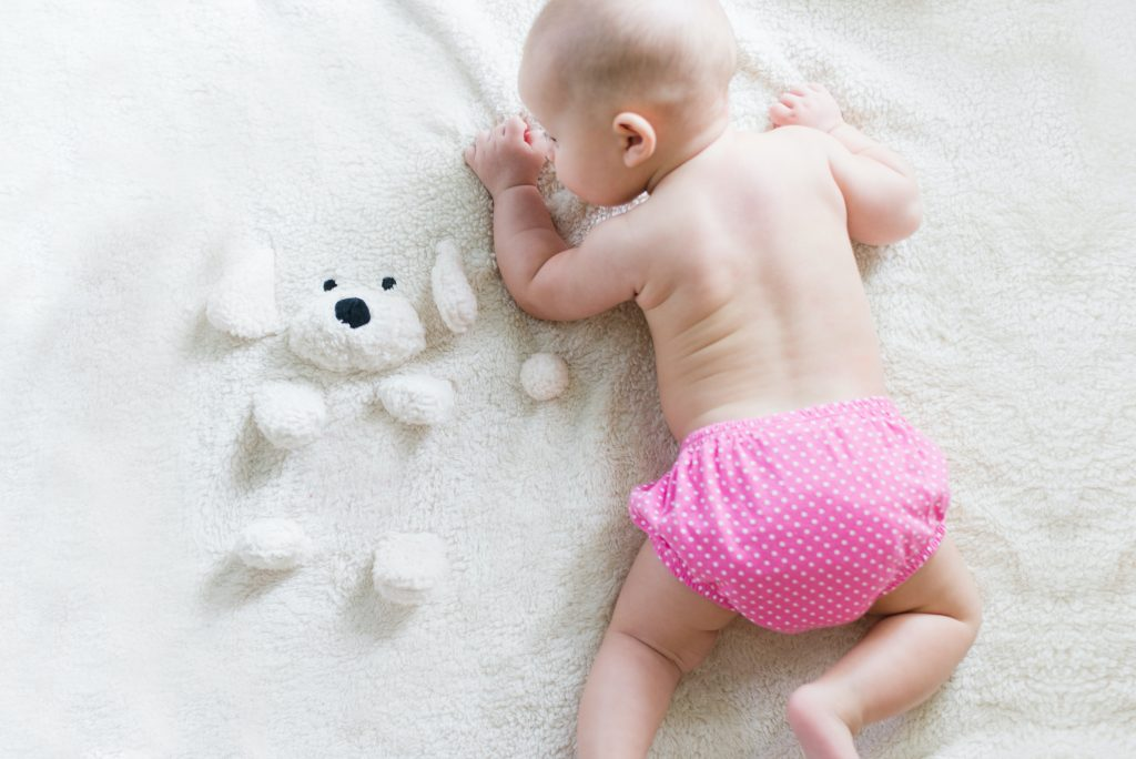 Introducing Tummy Time to your Baby