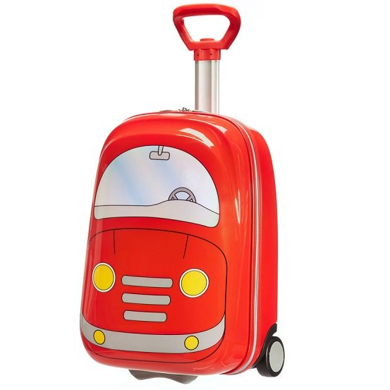 My first Samsonite - Car