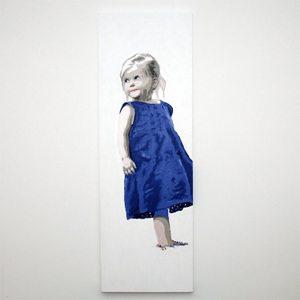 Childrens' Portrait - Size 60cm X 180cm