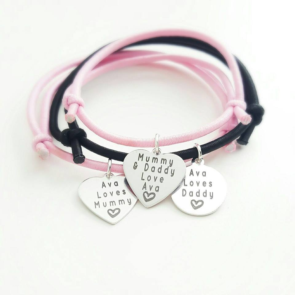 Deluxe Edition Mummy, You and Me Bracelet