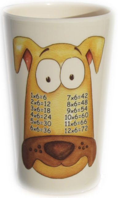 Times Table Beakers - Choose any 6