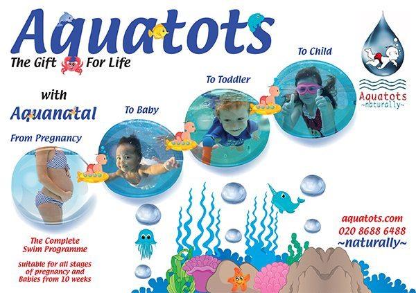 Aquatots Gift Certificate
