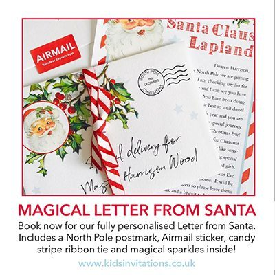 Magical Letters from Santa