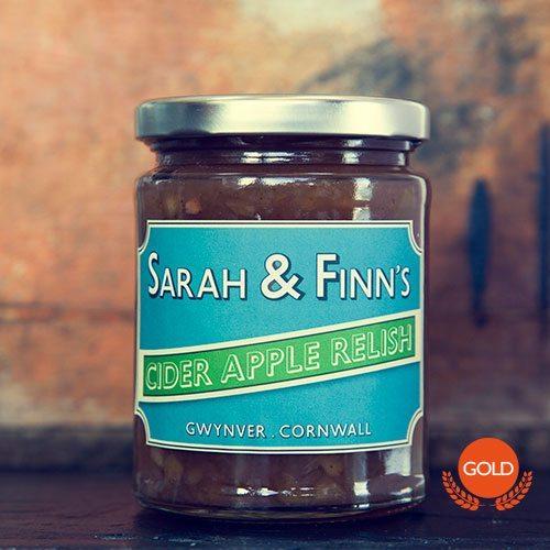 Sarah & Finns Relish
