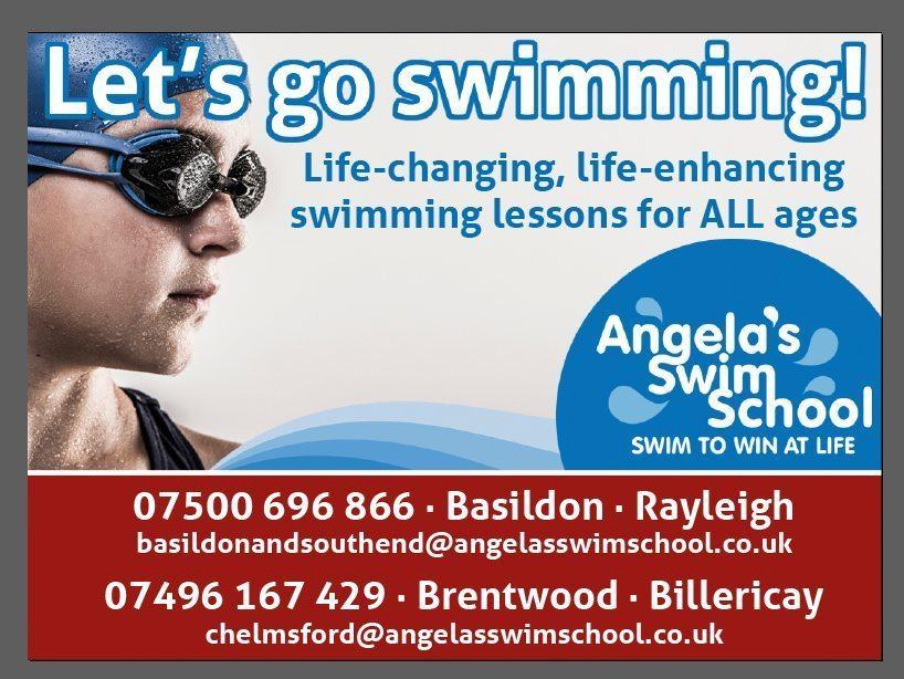 Swimming Lesson Vouchers with Angela's Swim School