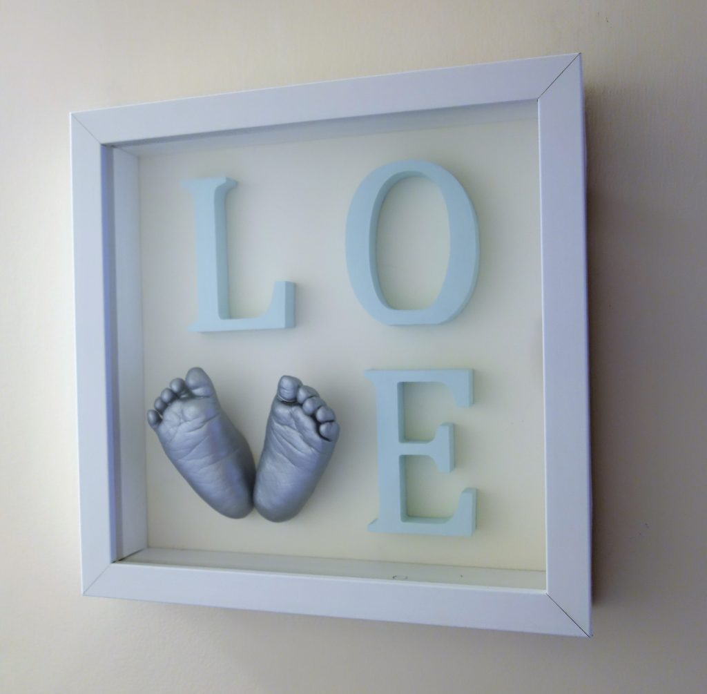3D Special Offer – 'Love' Frame