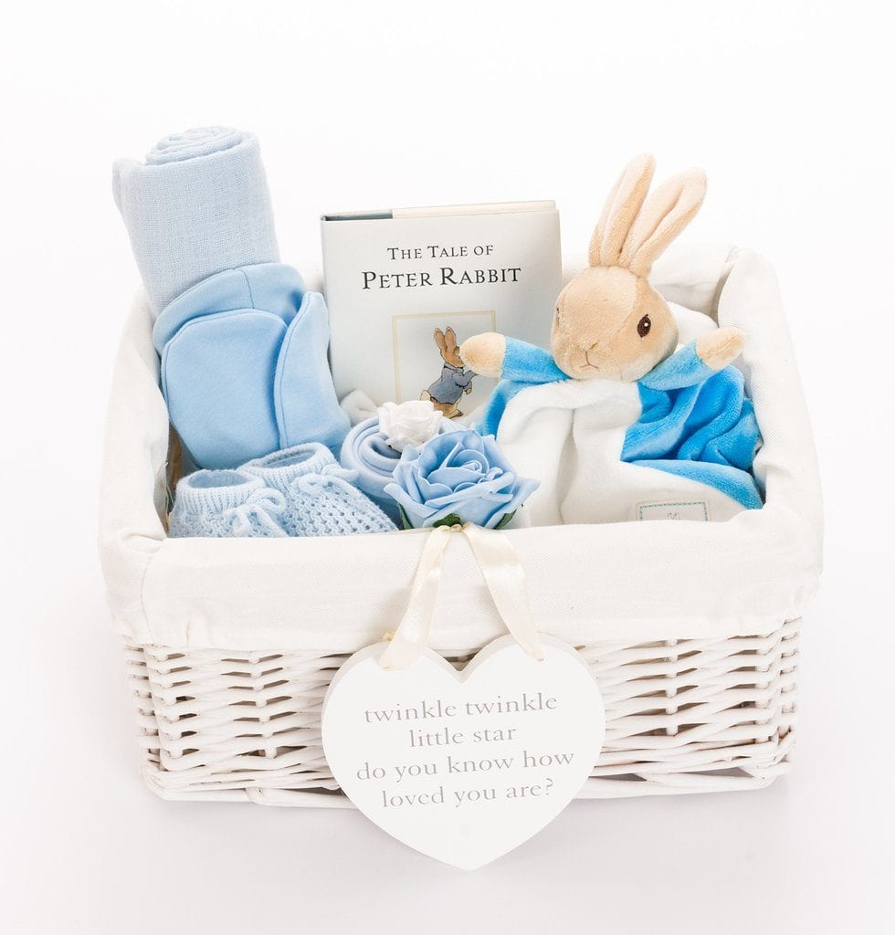 Peter Rabbit Baby Hamper – Baby Boy