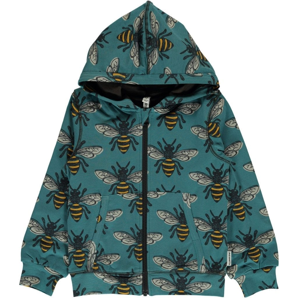 Cardigan Hood BEE – Maxomorra