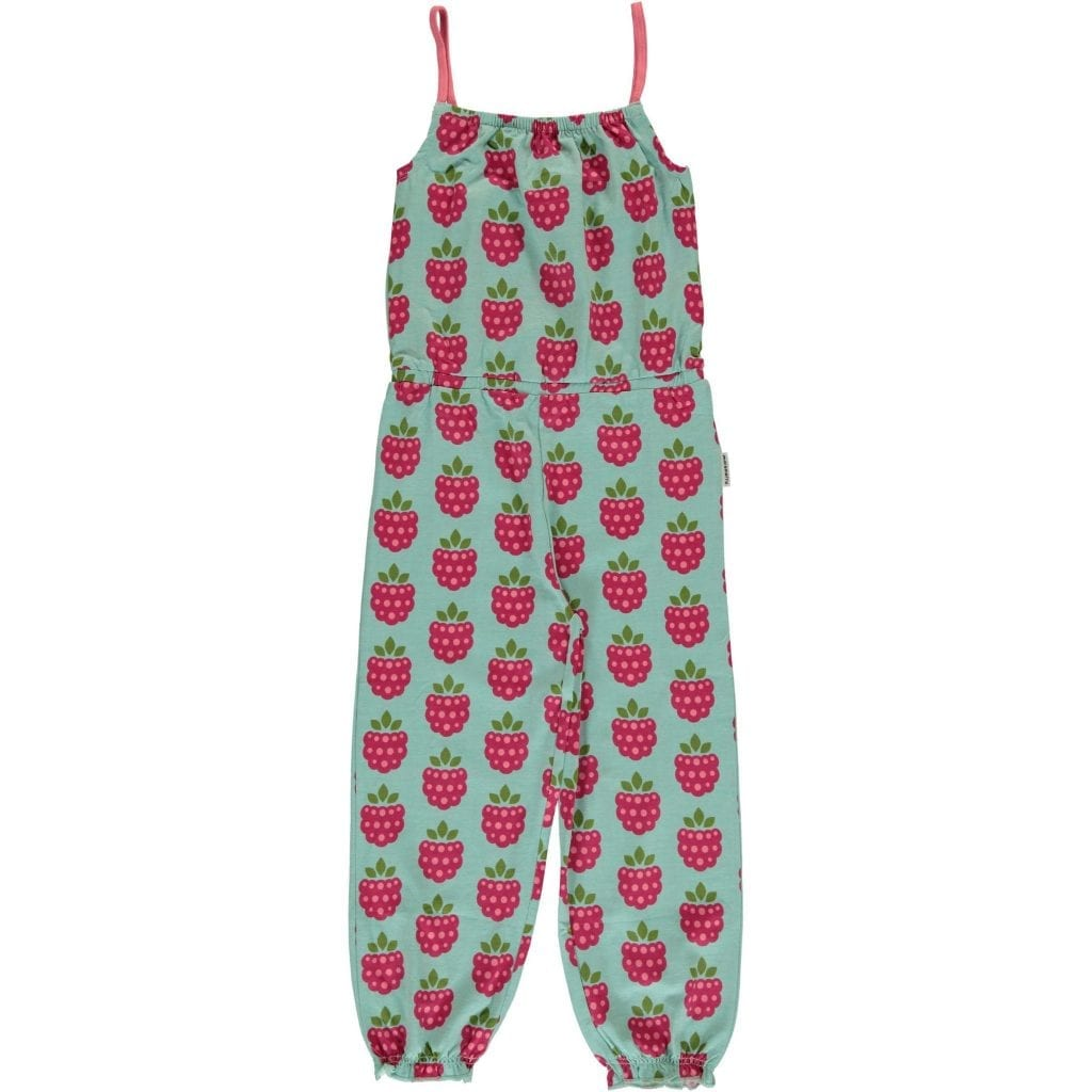 Jumpsuit LL RASPBERRY- Maxomorra