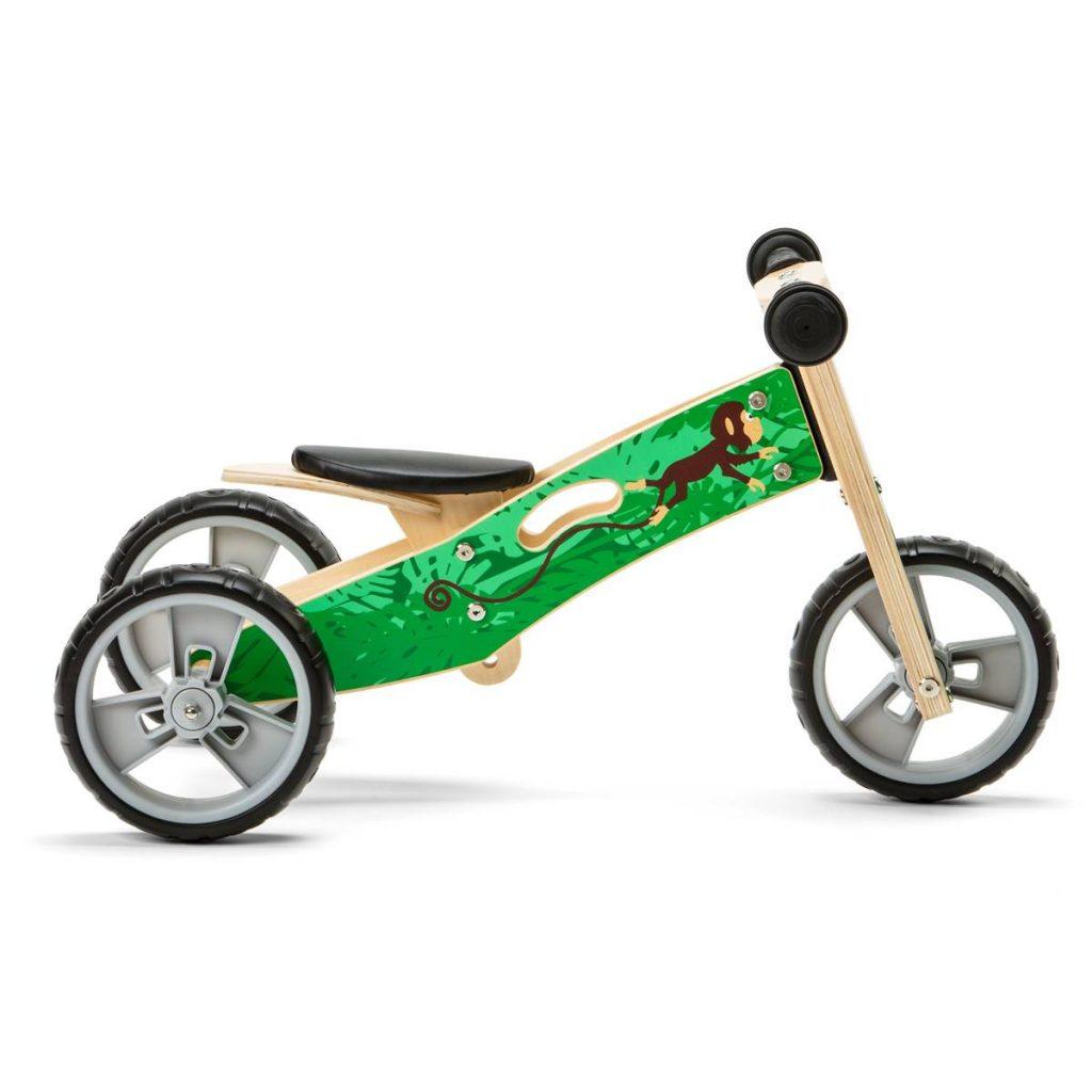 Monkey 2 in 1 Mini Balance Bike