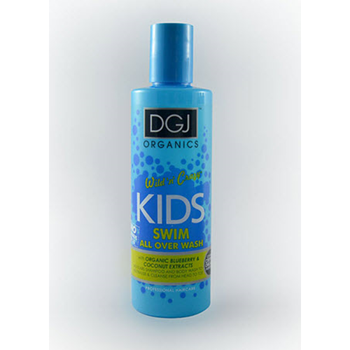 Wild n' Crazy Kids Blueberry & Coconut Shampoo