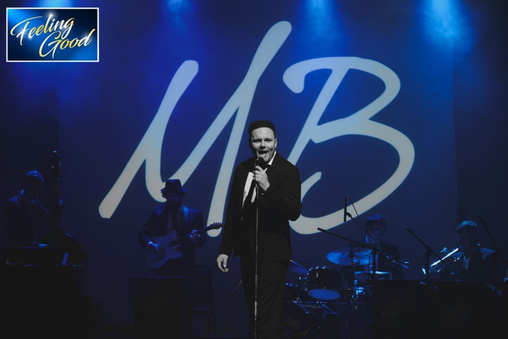 Win 2 free tickets to Feeling Good - A Celebration of the Music of Michael Bublé