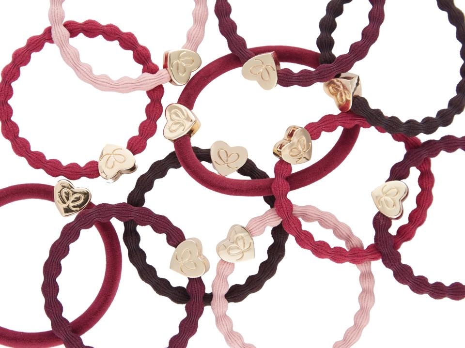 Win a selection of gorgeous pink Bangle Bands from byEloise