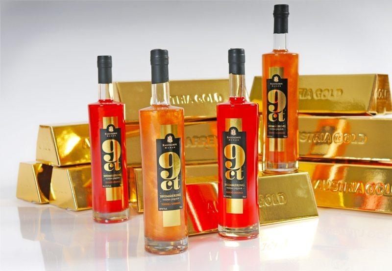 Win a 9ct Shimmering Toffee/Caramel Vodka from Raisthorpe Manor Fine Foods Drinks