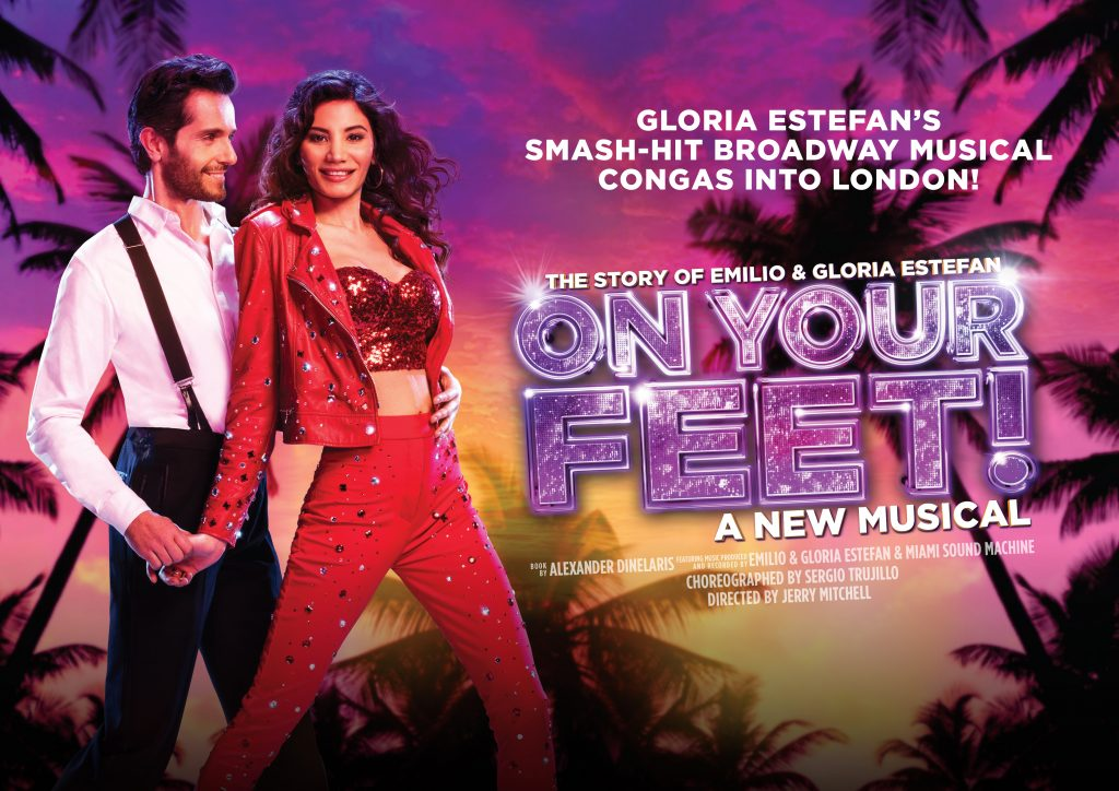 Win a family ticket to On Your Feet! The Musical
