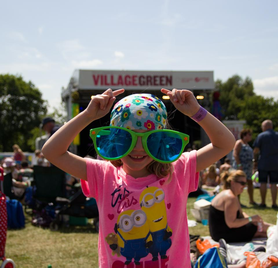 Win a family ticket to Village Green (two to give away)