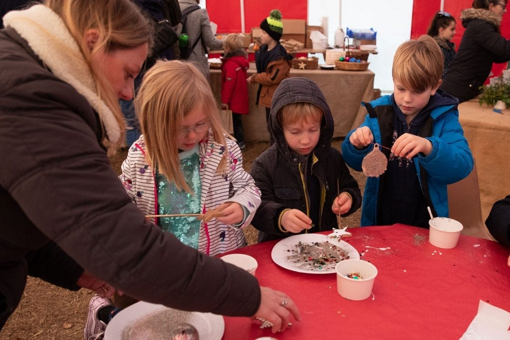 Win a Festive Family Ticket to Kentwell Hall's Dickensian Christmas Event