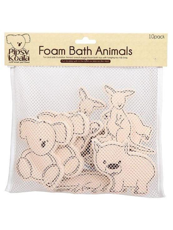 Win a bundle of Pipsy Koala Bath Toys from Daisy Baby Shop