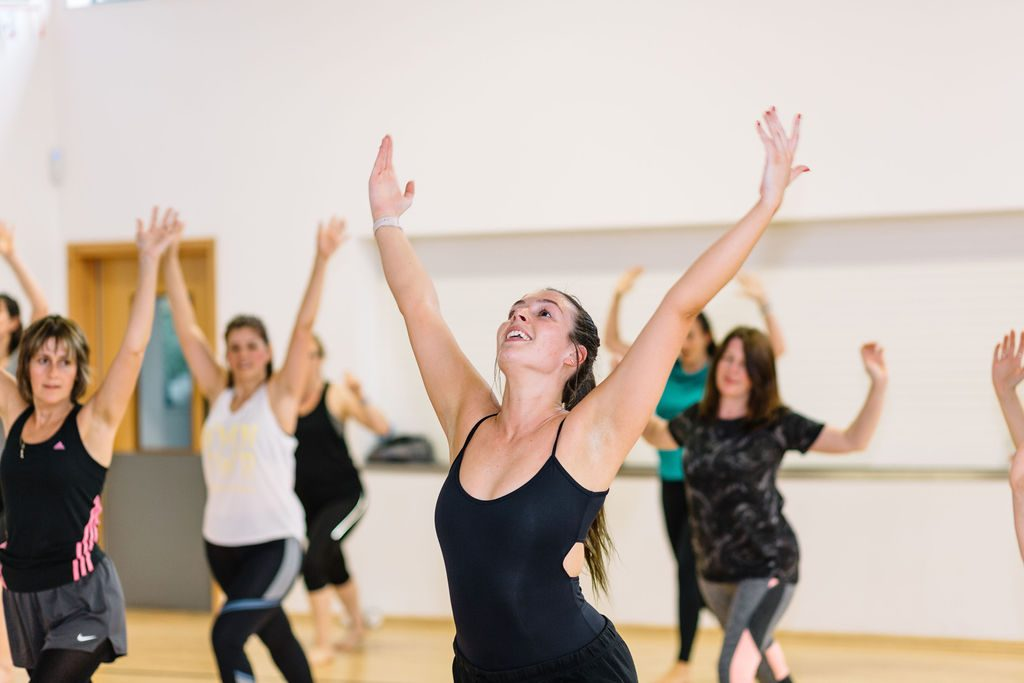Win a Term of Classes at Mum Dance