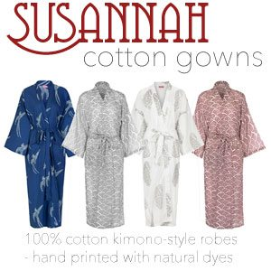 Susannah Cotton Gowns
