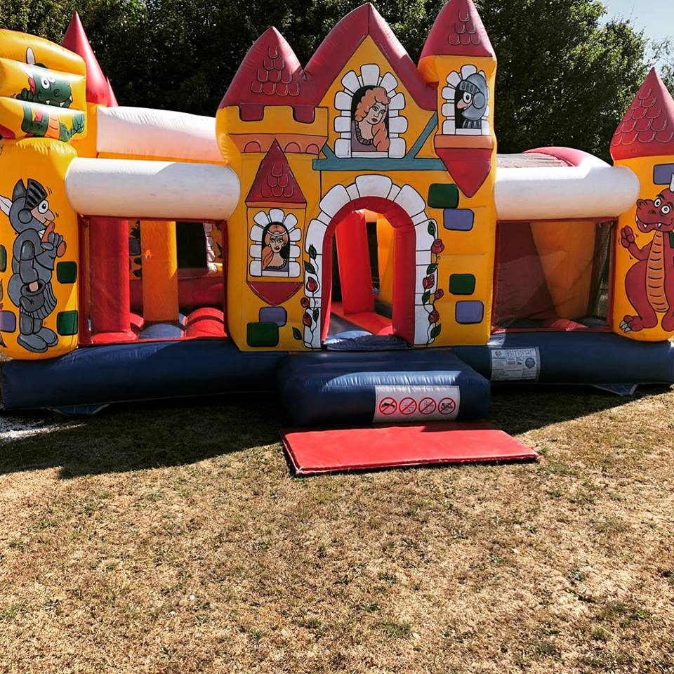 Best Soft Play/Bouncy Castle Hire