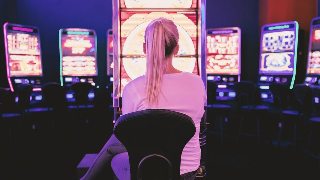 Testing a Woman's Luck: Are Women Really Luckier in Slots?
