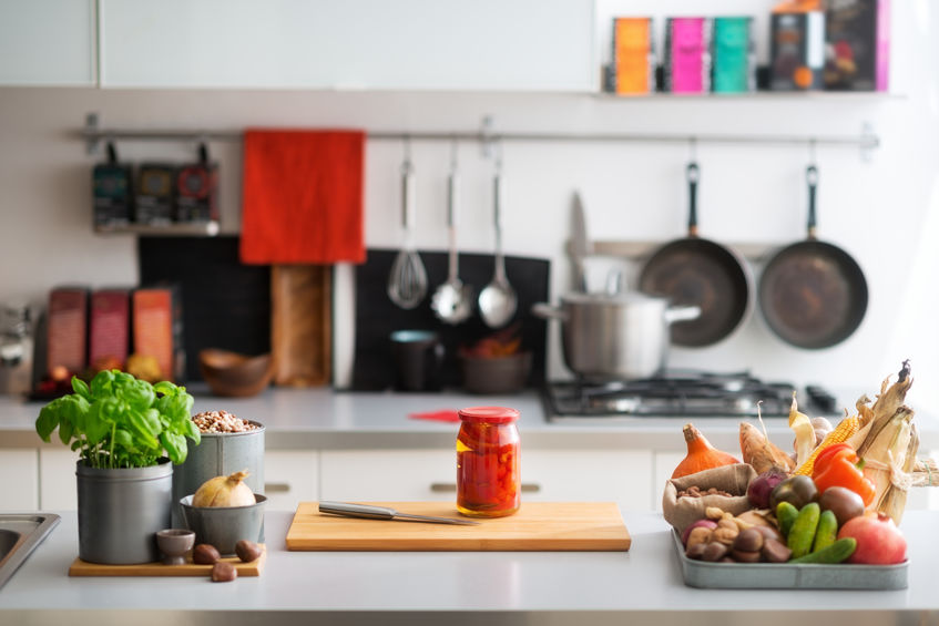 Five Kitchen Trends For 2020
