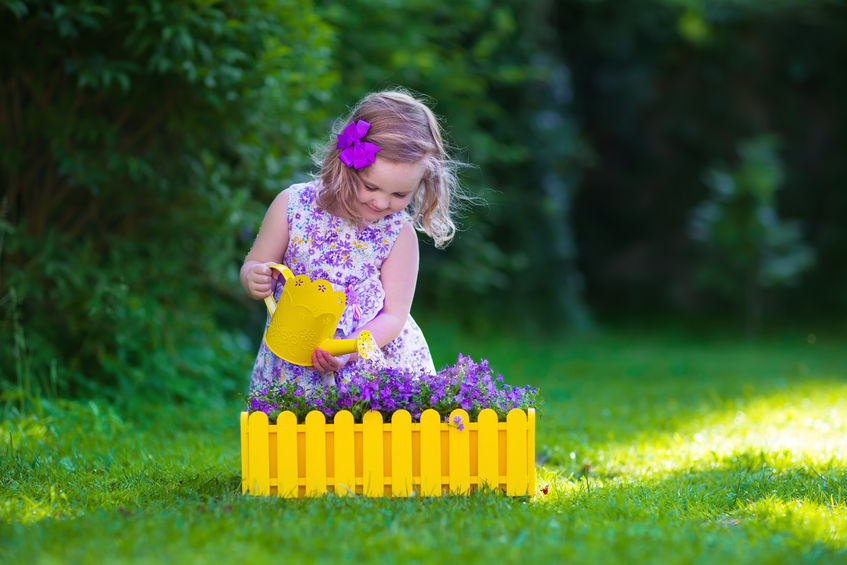 How To Create A Safe Garden For Your Kids