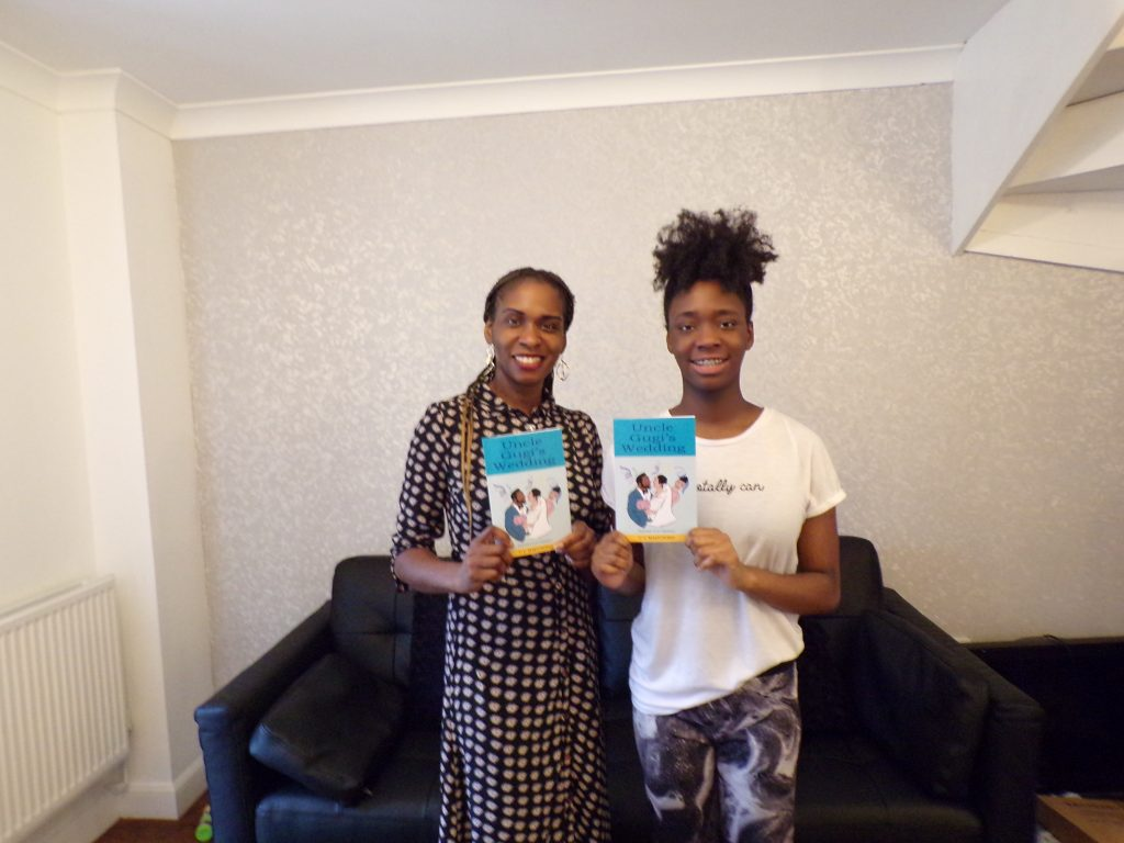 10-year-old Essex girl and Mother Co-author inspirational heritage book to increase cultural awareness and diversity