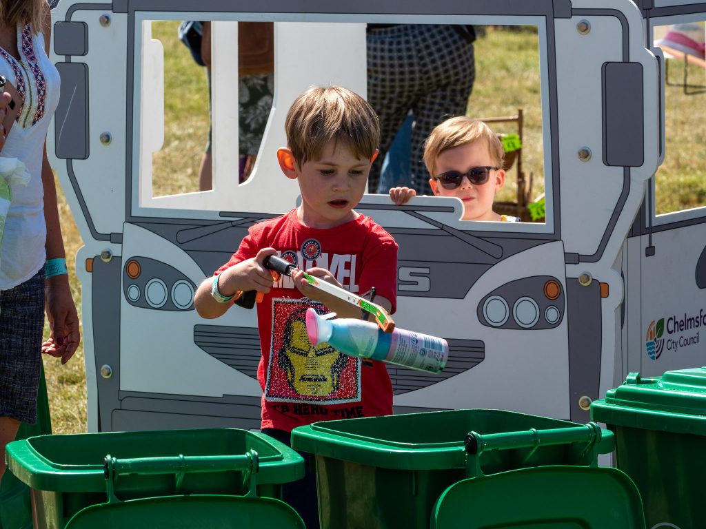 Recycling activity pack launched for pre-schoolers