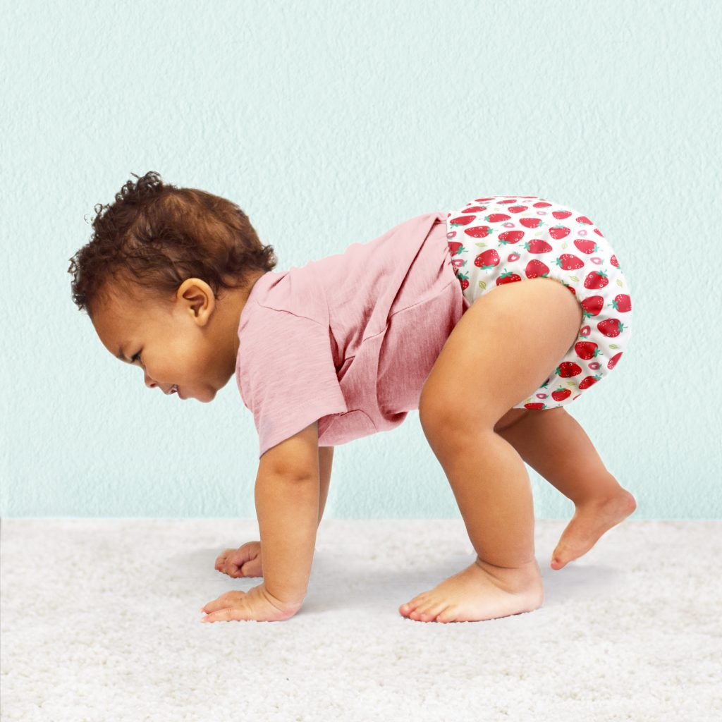Championing the most sustainable nappy solution