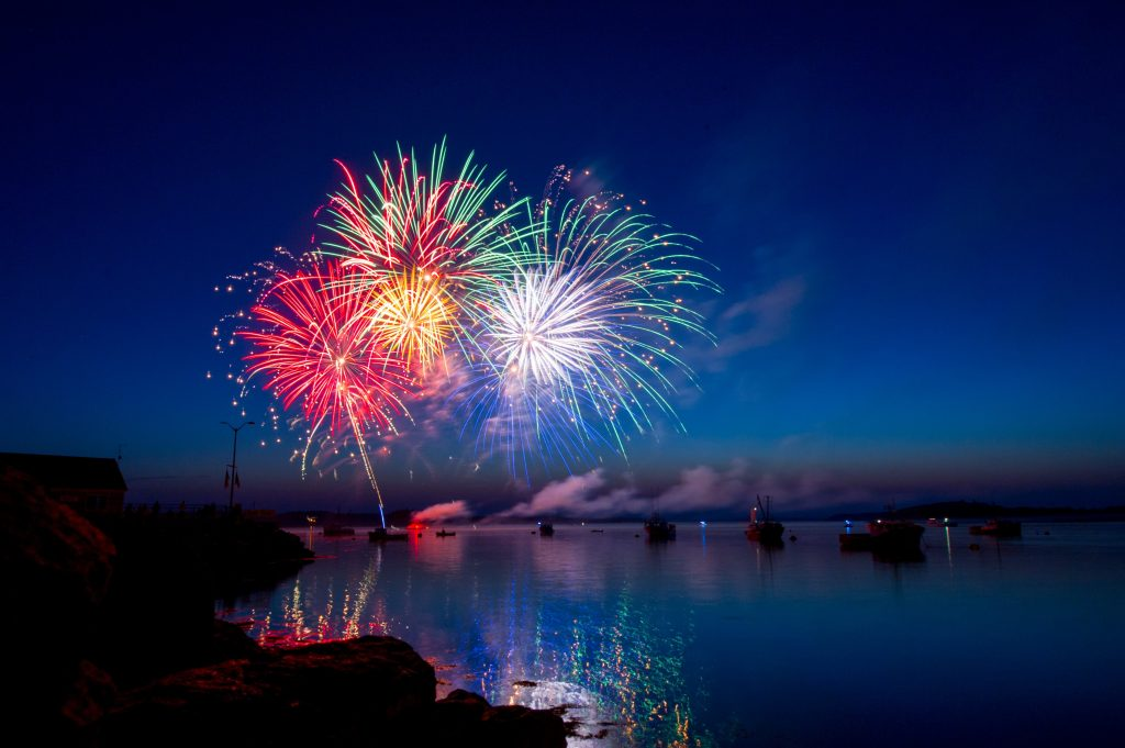 Top Firework Events In The UK
